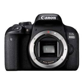 Canon EOS 800D (1895C001AA) černý + Doprava zdarma