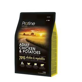 PROFINE Adult Chicken & Potatoes 3kg