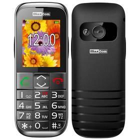 MaxCom MM720 (MM720BBCZA) černý