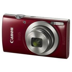 Canon IXUS 175 červený + Doprava zdarma