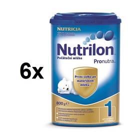 Nutrilon 1 Pronutra, 800g x 6ks + Doprava zdarma