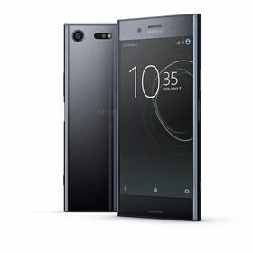 Sony Xperia XZ Premium Dual Sim (G8142) - Chrome Black (1308-4122) + Doprava zdarma