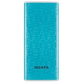 ADATA P10000 10000mAh (AP10000-DUSB-CBL) modrá