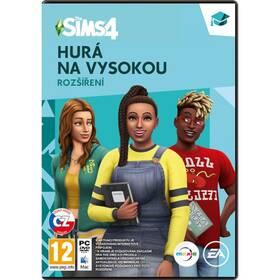 EA The Sims 4 - Hurá na vysokou (EAPC05168)
