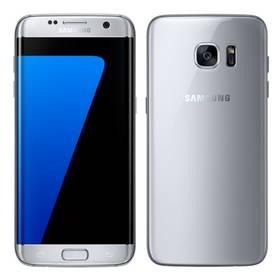 Samsung Galaxy S7 edge 32 GB (G935F) (SM-G935FZSAETL) stříbrný Voucher na skin Skinzone pro Mobil CZPaměťová karta Samsung Micro SDHC EVO 32GB class 10 + adapter (zdarma)Software F-Secure SAFE 6 měsíců pro 3 zařízení (zdarma) + Doprava zdarma