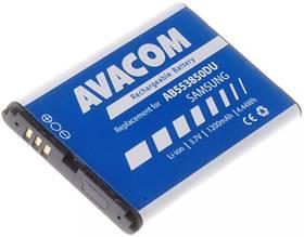Avacom pro Samsung D880 DuoS, Li-Ion 3,6V 1200mAh (náhrada AB553850DU) (GSSA-D880-S1200A)