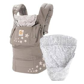 Ergobaby Set Bundle Original Galaxy Grey + Doprava zdarma