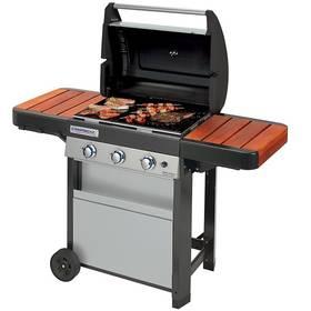 Campingaz Class 3 WLX + Sada Campingaz pro připojení spotřebičů k 10 kg PB lahvi v hodnotě 269 Kč+ Ochranný obal Campingaz Classic Barbecue Cover XL v hodnotě 1 099 Kč + Doprava zdarma