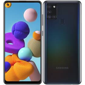 Samsung Galaxy A21s 64 GB (SM-A217FZKOEUE) černý