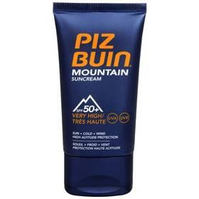Kosmetika Piz Buin Sluneční krém s maximální ochranou SPF 50+ (Mountain Sun Cream) 50 ml