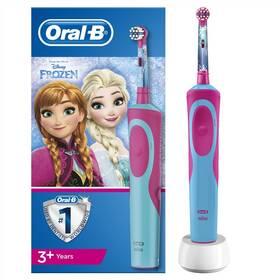 Oral-B Vitality Kids Frozen červený/modrý