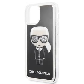 Karl Lagerfeld Iconic pro Apple iPhone 11 (KLHCN61ICGBK) černý