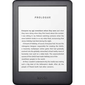 Amazon Kindle Touch 2020 s reklamou (EBKAM1155) černá (vrácené zboží 8801191396)