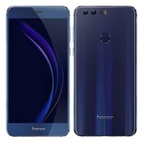Honor 8 Dual SIM modrý Software F-Secure SAFE 6 měsíců pro 3 zařízení (zdarma) + Doprava zdarma