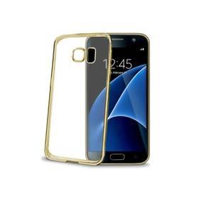 Celly Laser pro Samsung Galaxy S7 (BCLGS7GD) zlatý