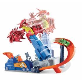 Mattel souboj s drakem