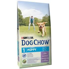Purina Dog Chow Puppy jehněčí a rýže 14 kg + Doprava zdarma