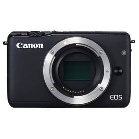 Canon EOS M10 tělo černý + Doprava zdarma