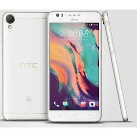 HTC Desire 10 Lifestyle - polar white (99HAKJ007-00) + Doprava zdarma