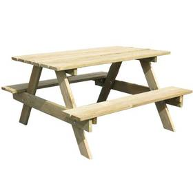 Trigano PIKNIK dřevěný