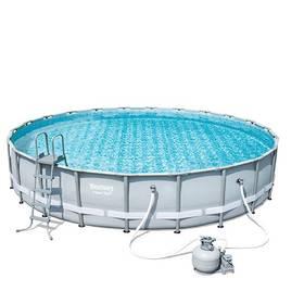Bestway Steel Frame Pool 427 x 107 cm, 56641