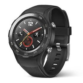 Huawei Watch 2 SIM Sport - Carbon Black (WA-WATCHW2BOM) + Doprava zdarma