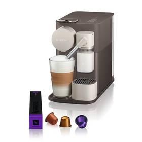 DeLonghi Nespresso Lattissima EN500.BW hnědé + Doprava zdarma