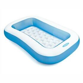 Bazén Intex 1,66 x 1 x 0,28 m (57403NP) modrá barva