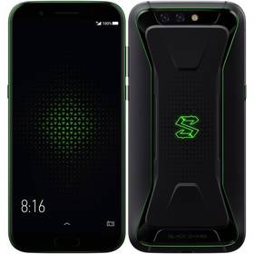 Xiaomi Black Shark 8GB/128GB (PH3972) černý Software F-Secure SAFE, 3 zařízení / 6 měsíců (zdarma)