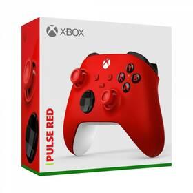 Microsoft XSX Wireless Controller (MSSP30012) červený