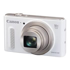 Canon PowerShot SX610 HS (0112C002AA) bílý + Doprava zdarma