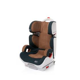 4Baby QUESTO-FIX 2017, 15-36kg, Brown + Doprava zdarma