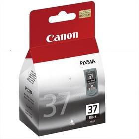 Canon PG-37Bk, 11ml - originální (2145B001) černá