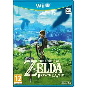 Nintendo WiiU The Legend of Zelda: Breath of the Wild (418920)