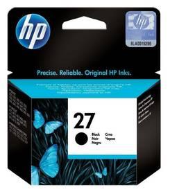 HP No. 27, 10ml - originální (C8727AE) černá