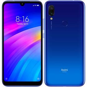 Xiaomi Redmi 7 32 GB Dual SIM (22368) modrý