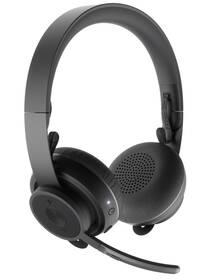 Logitech Zone Wireless Bluetooth (981-000798) černý