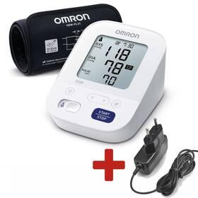 OMRON M3 Comfort Intelli+ZDROJ (rozbalené zboží 8801146249)