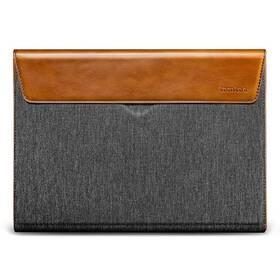"tomtoc Premium na 13"" MacBook Pro / Air (2016+) (TOM-H15-C02Y) sivá"