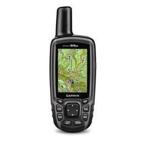 Navigačný systém GPS Garmin GPSmap 64st Europe + SK TOPO (010-01199-21) čierna/sivá