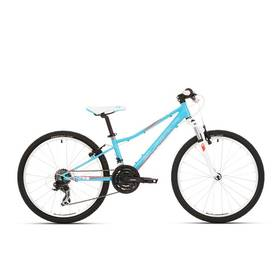 "Superior 2017 Modo XC 24"" - gloss ice blue/coral red/white + Doprava zdarma"