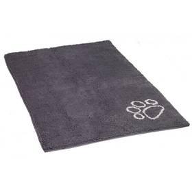 Nobby čistící podložka pro psa S 61 x 45 cm šedá