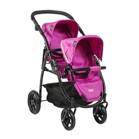 Britax/Römer Duo Twin Hot Pink