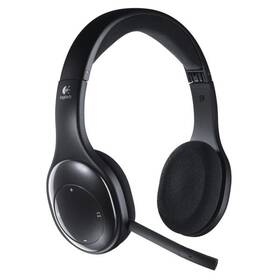 Logitech Wireless H800 (981-000338) čierny