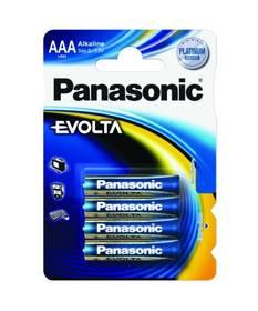 Panasonic AAA, LR03, Evolta, blistr 4ks
