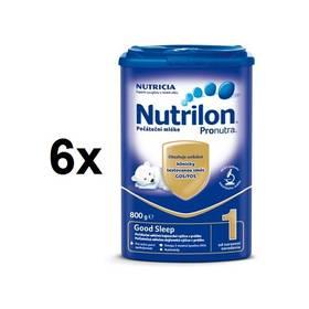Nutrilon 1 Pronutra Good Sleep 800g x 6ks + Doprava zdarma