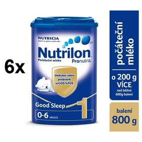 Nutrilon 1 Pronutra Good Sleep 800g x 6ks + Doprava zdarma