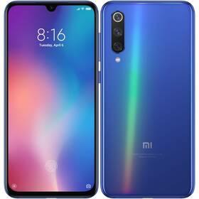 Xiaomi MI 9 SE 64 GB Dual SIM (22992) modrý