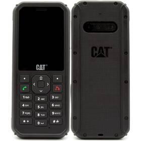 Caterpillar CAT B40 Dual Sim (CB40-DAE-DSA-NN) čierny