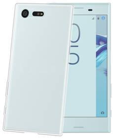 Kryt na mobil Celly Gelskin pro Sony Xperia X Compact (GELSKIN625) priehľadný
